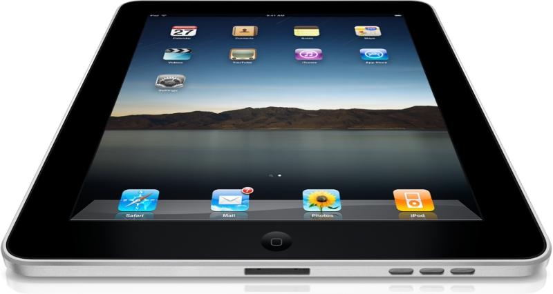 Apple iPad Screen