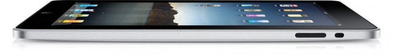 Apple iPad Side