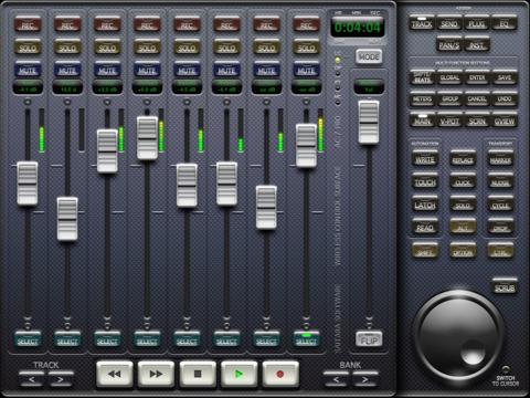 Ipad Midi Controller ac 7 Pro Control Surface Ipad