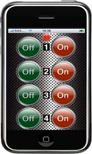 universal ir remote control iphone ipad app