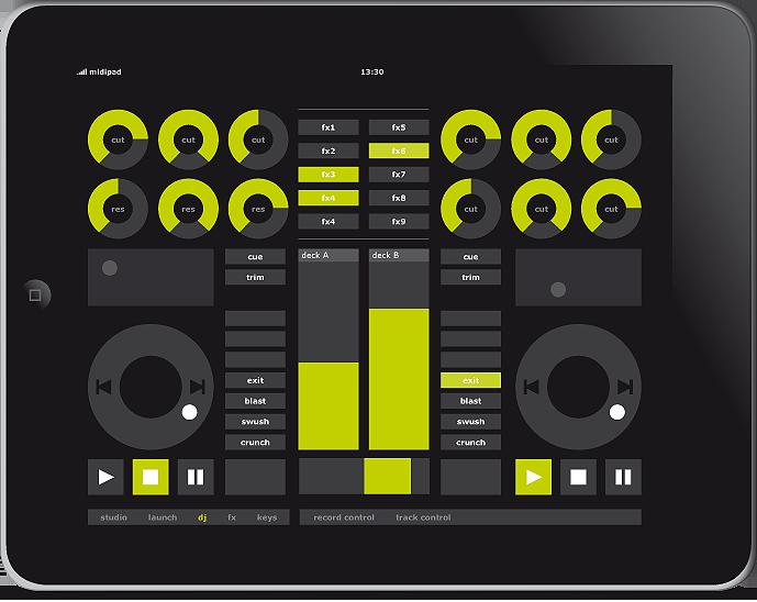 Apple Music Dj App Iphone