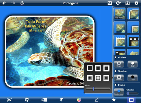 photogene for ipad review best apple ipad photography app frame