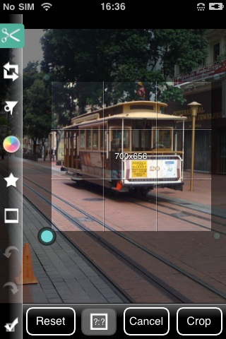 photogene review best apple iphone ipod touch ipad photography apps crop