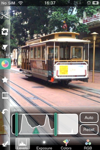 photogene review best apple iphone ipod touch ipad photography apps levels